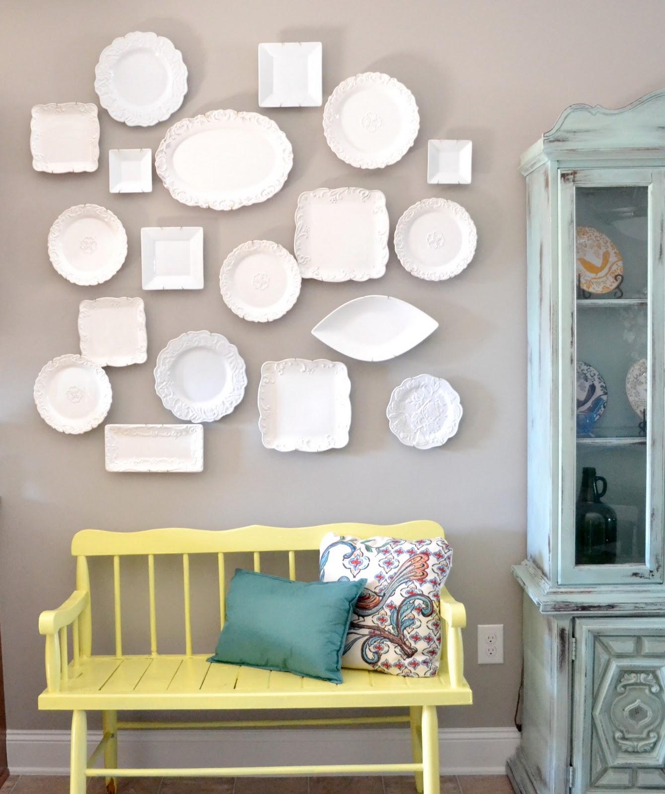 Декор стен своими руками идеи фото
