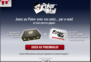 poker mail