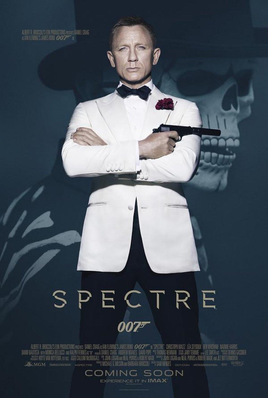 Afiche de Spectre
