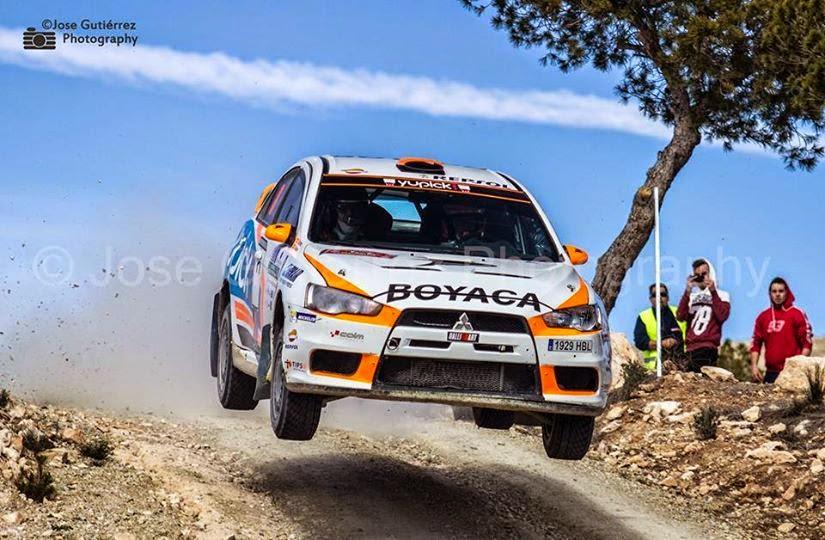 IV Rally Tierras Altas de Lorca 2015