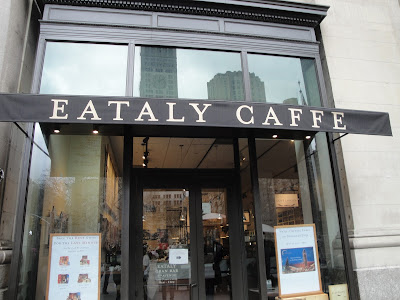 NY - Eataly Caffe