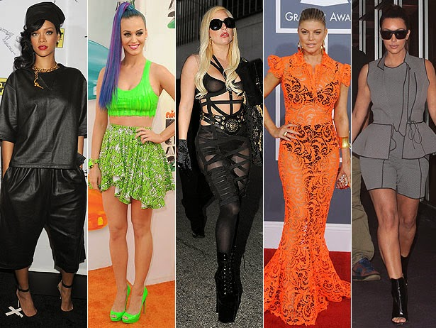 Celebrity Top Fashion