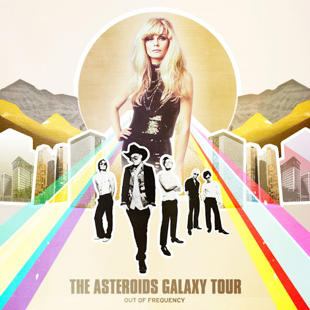 The Asteroids Galaxy Tour, Ouf Of Frequency