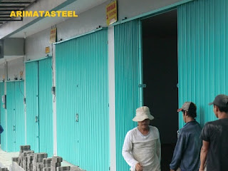 gambar Harga Folding Gate Di kampung rambutan