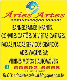 PUBLICIDADE ÁRIES ARTES VISUAL