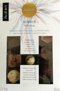 Hotel Chocolat Summer Selection
