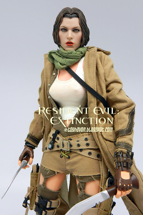 OD Green Long Stockings Alice 1//6 Scale Toy Resident Evil