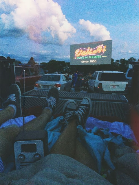 pinterest tumblr summer inspo blog post outdoor cinema