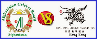 Afghanistan vs Hong Kong Match Live Scorecards and Results
