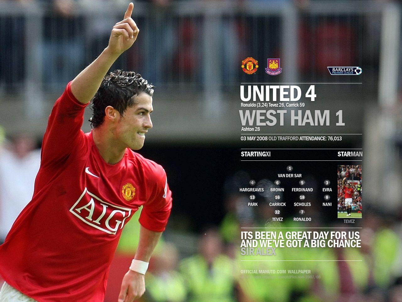 over the top Cristiano Ronaldo