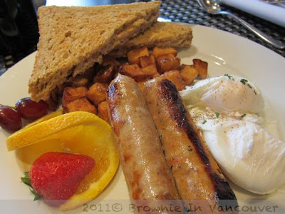 Truffle House Breakfast