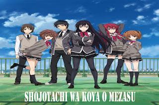 Sinopsis Shojotachi wa Koya o Mezasu (Anime TV Series 2016)