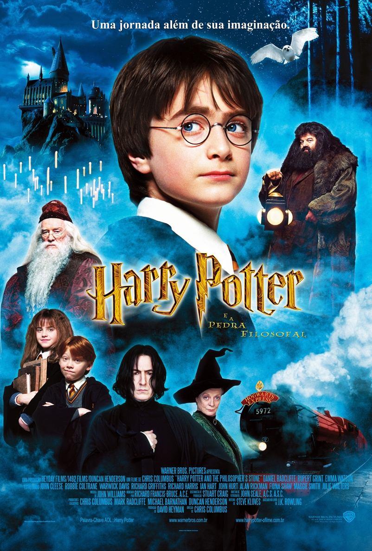 Hoje na história: Primeira exibição de 'Harry Potter e a Pedra Filosofal' completa 13 anos | Ordem da Fênix Brasileira