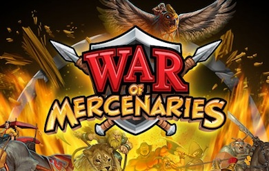 War of Mercenaries Sp Kaynak Level Hilesi