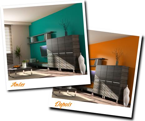 Minha casa meu ambiente como escolher a melhor cor para for Kleurenpalet interieur