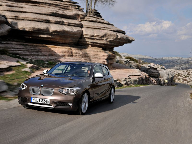 Information and Review Car: 2013 BMW 1-Series 3-door