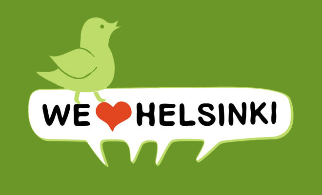 We Love Helsinki