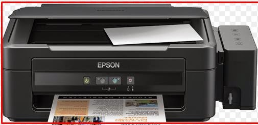 Resetter Epson L210 Free Download