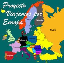 """PROYECTO """"VIAJAMOS POR EUROPA"""""""