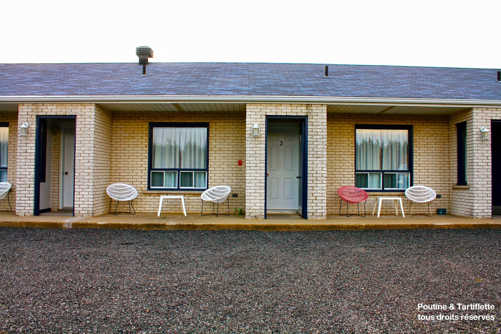 Le parc du bic for Le bic motel