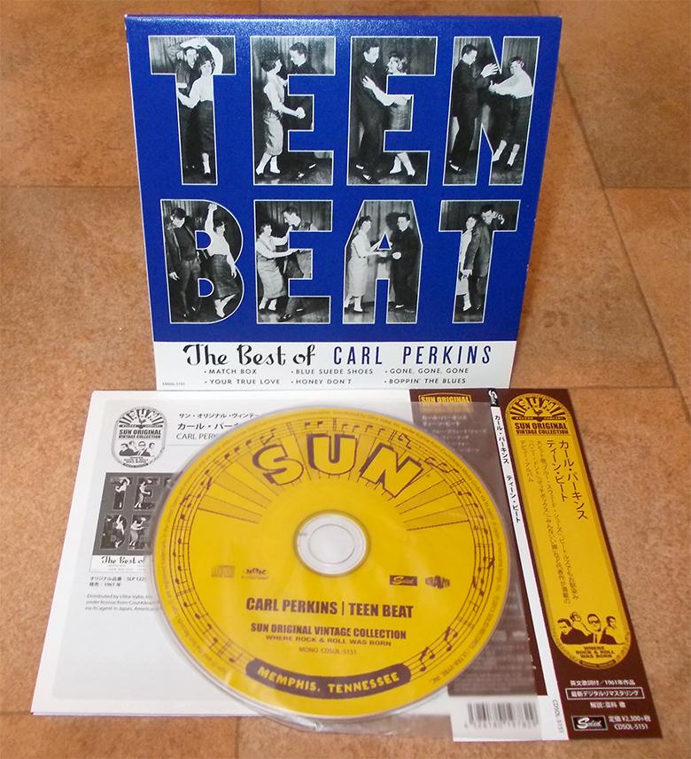 Carl Perkins Teen Beat The Best Of Carl Perkins