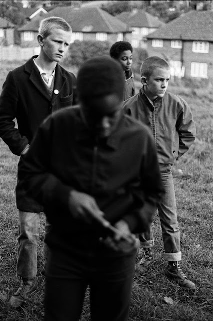 Skinheads! Gavin Watson's photos of early '80s