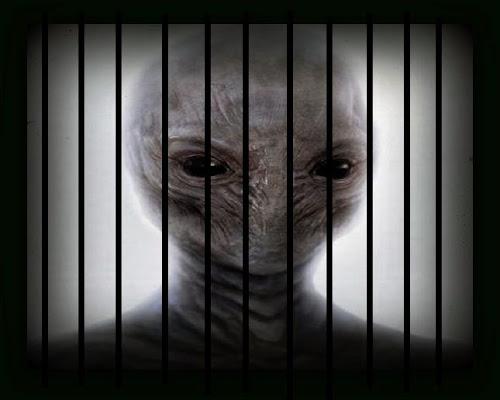 Alienígena de Roswell Pode Estar Sendo Mantido em Cativeiro