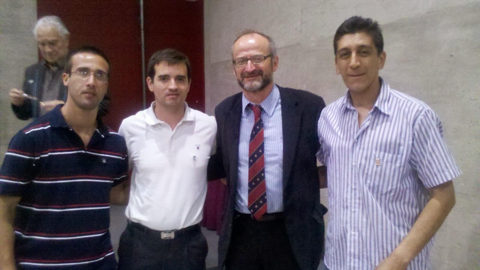 LA JAC EN CONFERENCIA  DEL COMITÉ OLIMPICO INTERNACIONAL