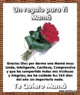 Mensajes de cumpleaños para madres