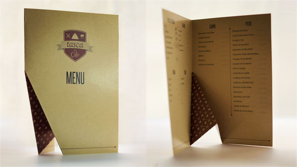 Restaurant Menu Design Ideas - Interior Design