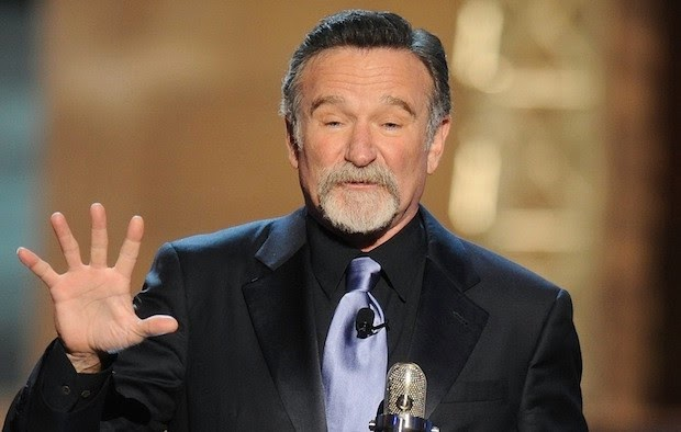 Robin William dead
