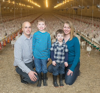 Turkey Farmers in Iowa