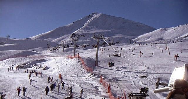 esquí, estación de esquí boi taüll, lleida, catalunya