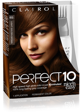 Choose A Perfect 10 Hair Color