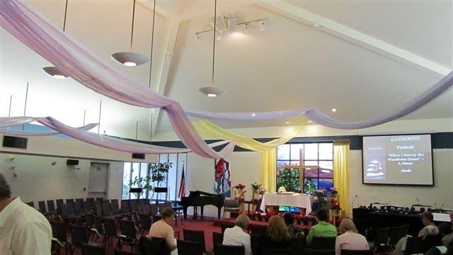 Church sanctuary ceiling design joy studio