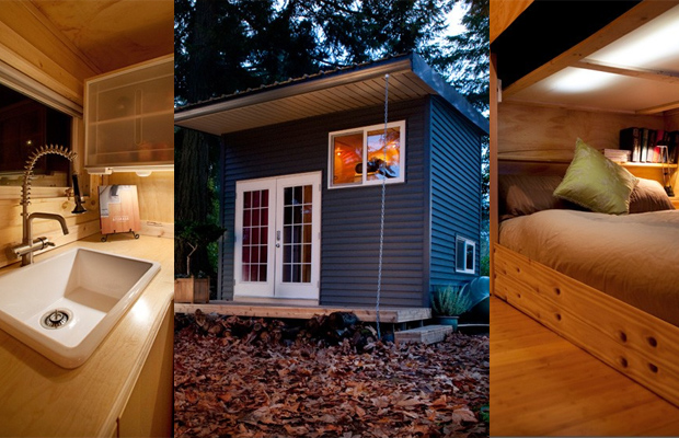Blog fuad informasi dikongsi bersama 10 smallest homes - Mini camere da letto ...