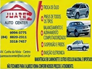 JUAREZ AUTO CENTER
