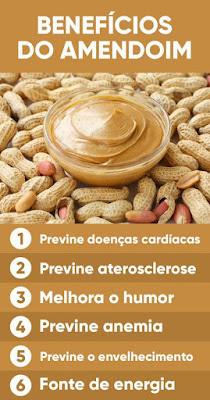 Saúde com Amendoiem