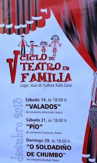 Teatro en familia