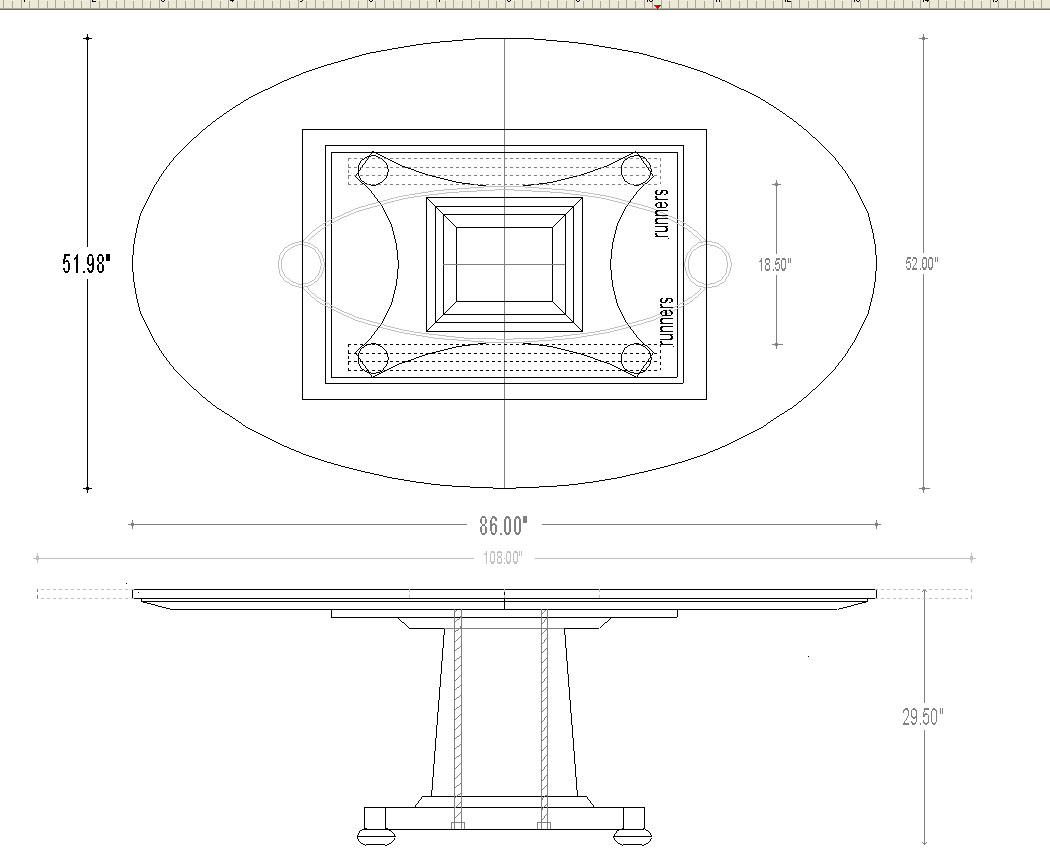 Dining Table Dining Table Cad Drawings : table2Belevation2B102B21 from choicediningtable.blogspot.com size 1050 x 861 jpeg 100kB