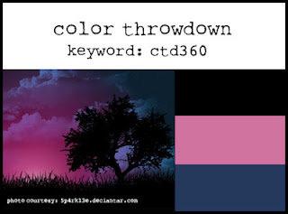 http://colorthrowdown.blogspot.com/2015/09/color-throwdown-360.html