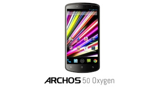 Archos 50 Oxygen the new Oxygen series of smartphones
