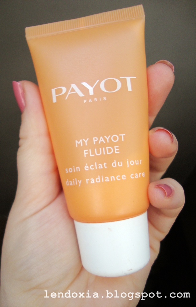 My Payot fluide recenzija by lendoxia