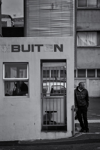 Freedom - a street photograph commenting on an aspect of the South African zeitgeist