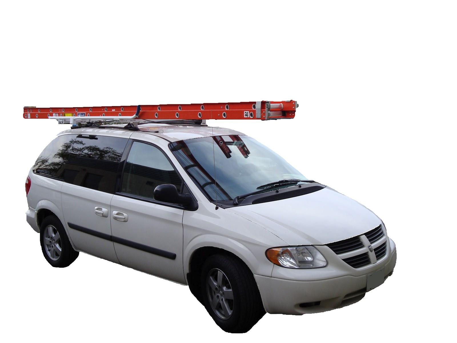 Dodge Caravan, Dodge Grand Caravan Ladder Racks