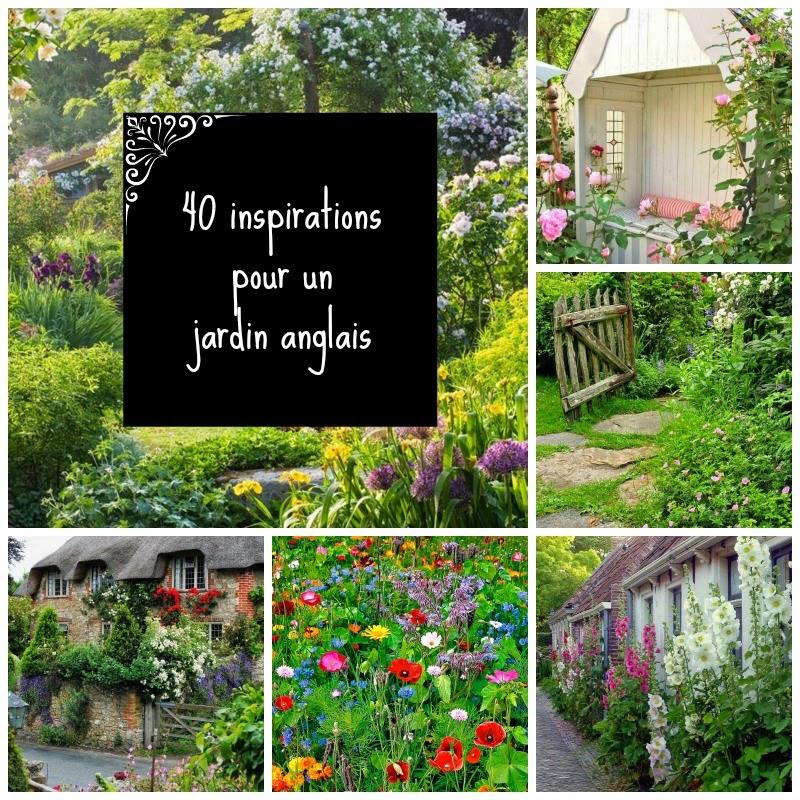 Home garden 40 inspirations pour un jardin anglais for Concevoir un jardin anglais