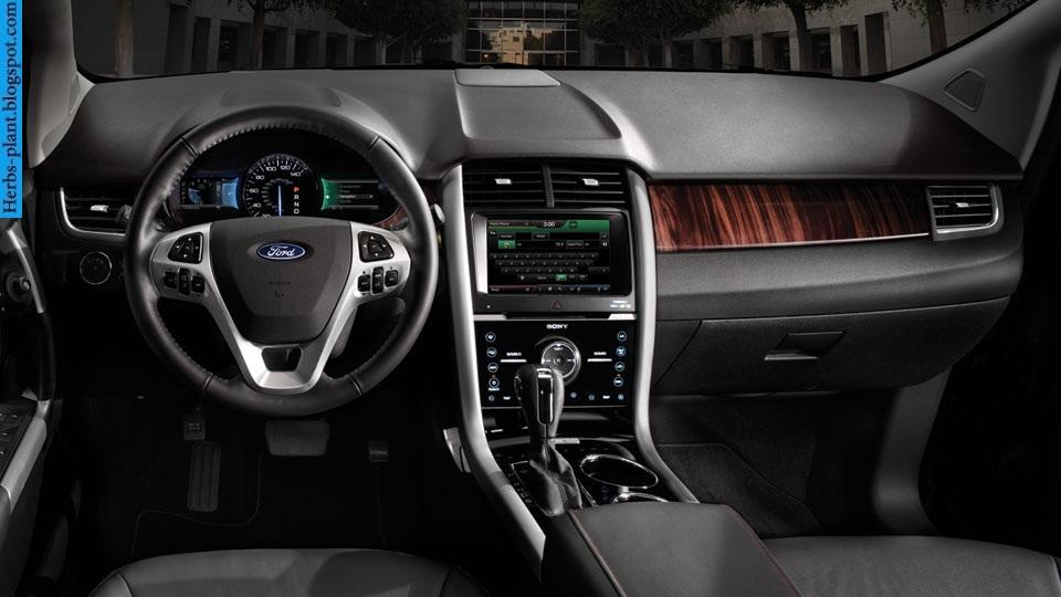 Ford edge car 2013 dashboard - صور تابلوه سيارة فورد ايدج 2013