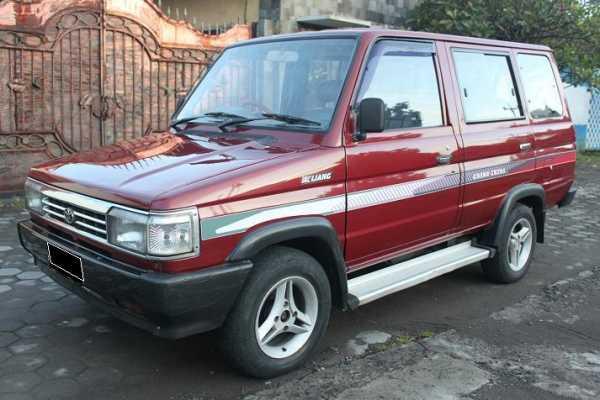dijual Toyota Kijang AB asli 95%Orignal 1993