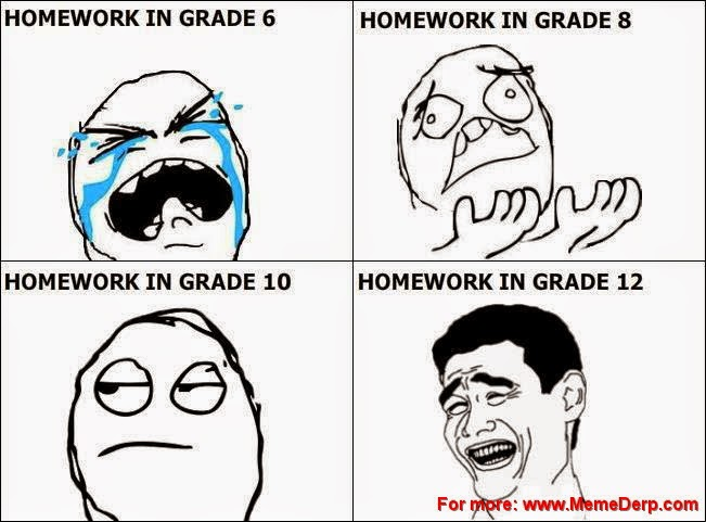 How to Get Rid of Homework?