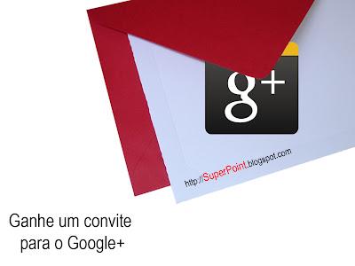 convite google+